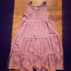 Hanna Andersson girls Twirl Dress